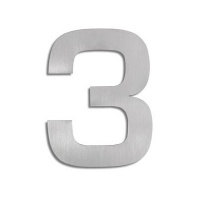 """Domovní číslo """"3"""" - Signo"""
