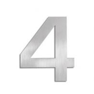 """Domovní číslo """"4"""" - Signo"""