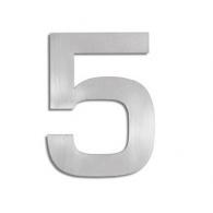 """Domovní číslo """"5"""" - Signo"""