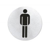 """Dveřní tabulka """"muži"""" - Signo"""