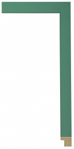 Rám - Confetti Green