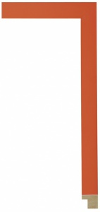 Rám - Confetti Orange