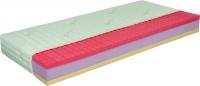 Matrace Antibacterial visco vakuo 120x200 cm