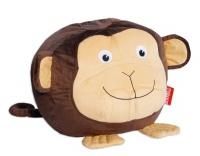 Dětský sedací vak opice Žofka