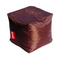 Čokoládový sedací vak BeanBag Cube