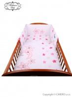 2-dielne posteľné obliečky Belisima Veselé Hviezdičky 90/120 ružové BELISIMA