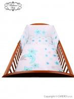 2-dielne posteľné obliečky Belisima Veselé Hviezdičky 90/120 modré BELISIMA