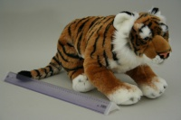 Plyš Tygr velký