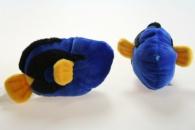Plyš Ryba modrá