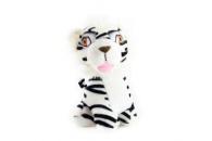Plyš Tygr bílý 20 cm