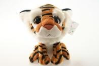 Plyš Tygr 20cm velké oči