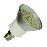 LEDme LED žárovka S 3,5W E14 240V CRI80 studená bílá