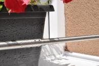 Zábrana truhlíku rozpěrná - nastavitelná 600-1000mm