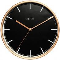 Designové nástěnné hodiny 3120st Nextime Company 25cm