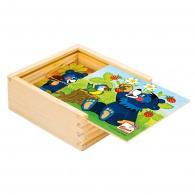 Moje první puzzle, Baribal