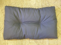 Polstr 70 x 40 na paletový nábytek K43 šedý