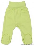 Dojčenské polodupačky New Baby zelené NEW BABY