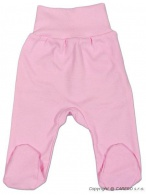 Dojčenské polodupačky New Baby ružové NEW BABY