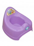 Detský nočník Safari fialový TEGA