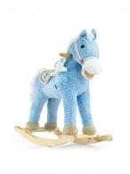 Hojdací koník Milly Mally Pony modrý MILLY MALLY