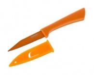 BANQUET Praktický nůž s nepřilnavým povrchem 20cm Flaret Arancia