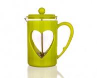 BANQUET Konvice na kávu DARBY 800ml zelená