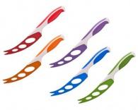 BANQUET nůž na sýr s nepřilnavým povrchem 4,5\'\', 12cm, 21,5cm Symbio NEW, MIX