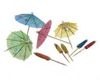 BANQUET deštníčky ozdobné 10ks Party Collection