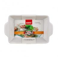 BANQUET Zapékací forma obdélníková 20,5x12cm Culinaria White