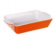 BANQUET Zapékací forma obdélníková 24x14,5cm Culinaria Orange