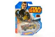 Hot Wheels Star Wars autíčko  CGW35 - Kanan