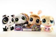 Littlest Pet Shop Plyšová zvířátka