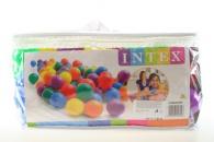 INTEX Míčky 6,5 cm 100ks 49602
