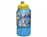 BANQUET Láhev plastová sportovní EASY MINIONS RULES 420 ml