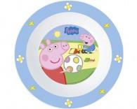BANQUET Miska plastová PEPPA PIG 16,5 x 3,7 cm