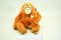 Plyš Orangutan mládě