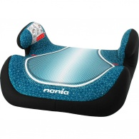 Autosedačka-podsedák Nania Topo Comfort Skyline 2017 blue NANIA