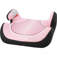 Autosedačka-podsedák Nania Topo Comfort Skyline 2017 pink NANIA