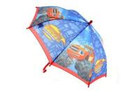 Deštník Plamínek a čtyřkoláci manuální