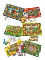 Stolná hra Mini Games Snehulienka DOHANY