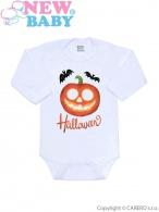 Body s potlačou New Baby Halloween NEW BABY