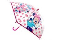 Deštník Minnie průhledný manuál