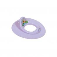 Detské sedadlo na WC Balbínka fialové TEGA