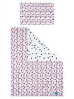 2-dielne posteľné obliečky Belisima Mačiatka 90/120 ružové BELISIMA