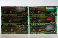 Traktor+přívěs