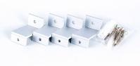 HANG-KITS-ZS Tesla - montážní sada pro LED panely - úchyty ve tvaru Z