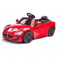 Elektrické autíčko Toyz MASERATI GRANCABRIO - 2 motory red TOYZ