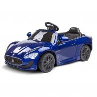 Elektrické autíčko Toyz MASERATI GRANCABRIO - 2 motory blue TOYZ