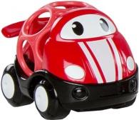 Bright Starts Oball Go Grippers autíčko Závodní červené