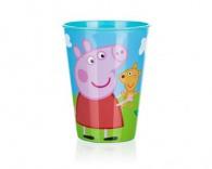 Pohárek plastový PEPPA PIG 430 ml